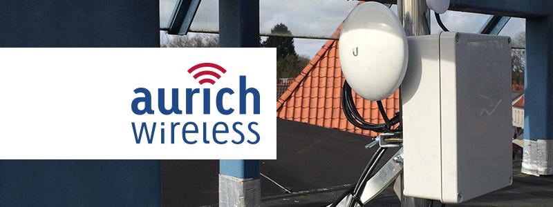 Aurich Wireless: Erweiterung durch UniFi AC Mesh