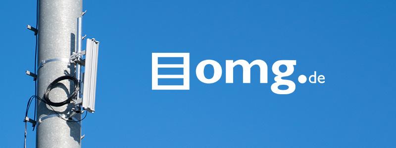 Update: OMG erweitert eigenes Funknetz