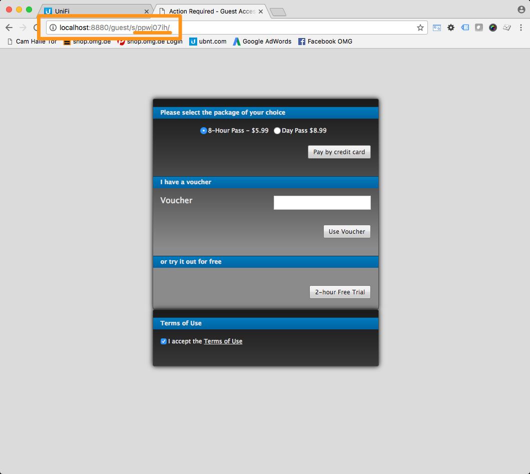 UniFi Gäste-Portal individuell gestalten - makes IT work - Der Blog