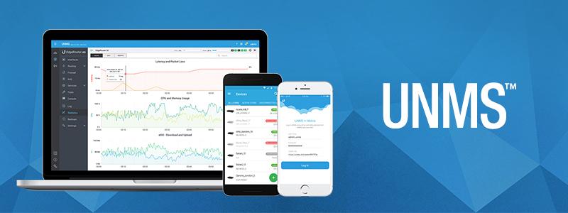 Ubiquiti Network Management System (UNMS) – alles auf einen Blick!