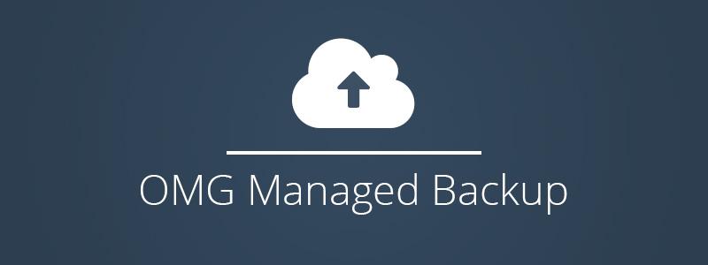 OMG Managed Backup
