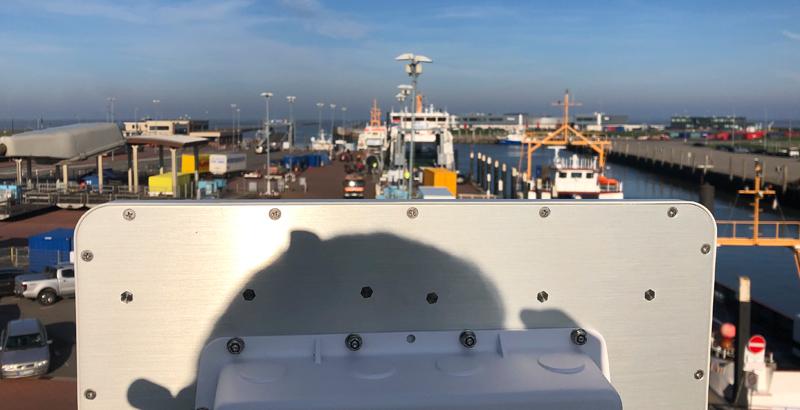 Fährschifffahrt: Netzwerkversorgung im Fahrtgebiet Norddeich, Juist und Norderney