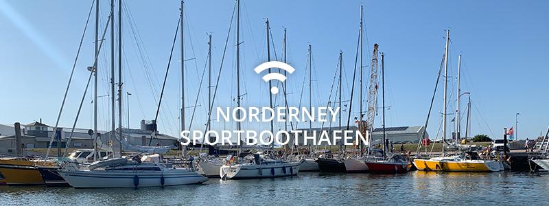 Ubiquiti UniFi: WLAN im Sportboothafen Norderney