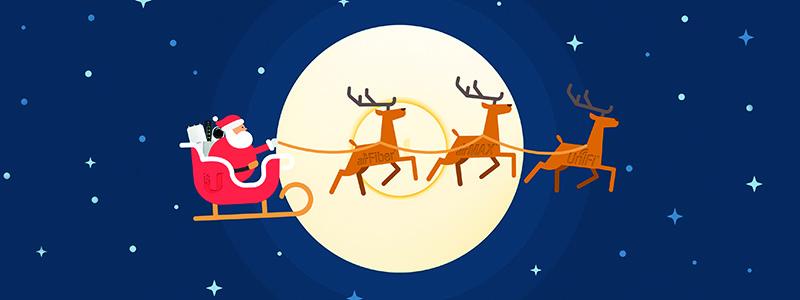 OMG.de Weihnachtsaktion im Online-Shop