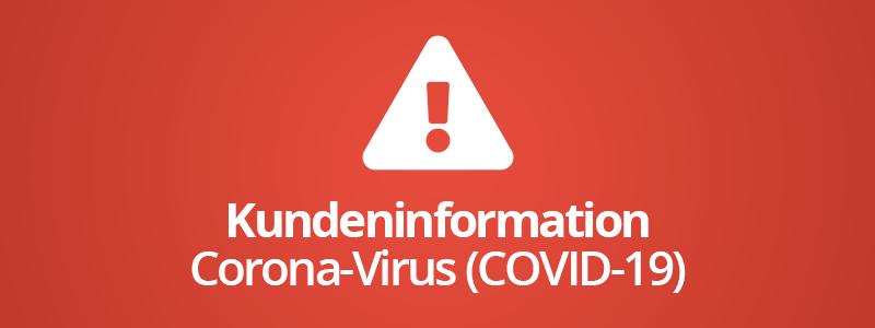 Umgang mit dem Corona-Virus (COVID-19)